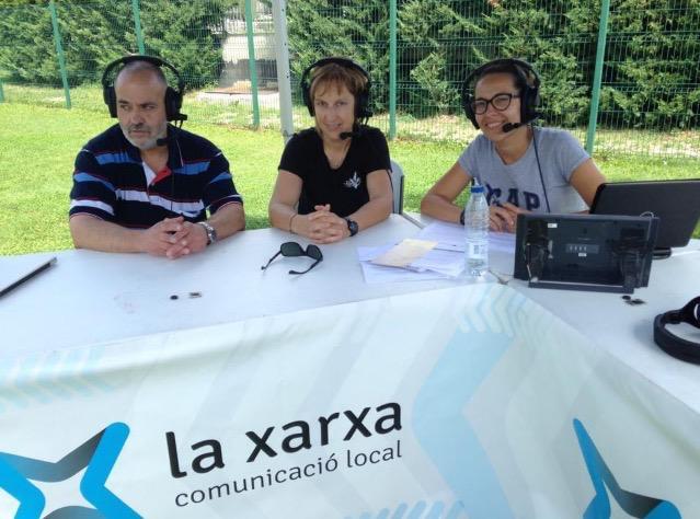 12/08/2015 Productes de proximitat de la comarca Radio La Xarxa