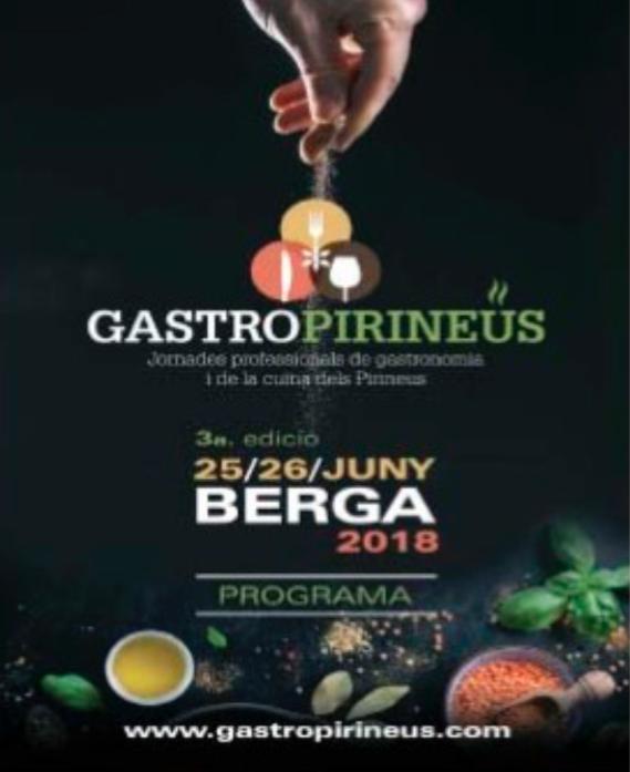 25/06/2018 Gastropirineus 2018 Berga