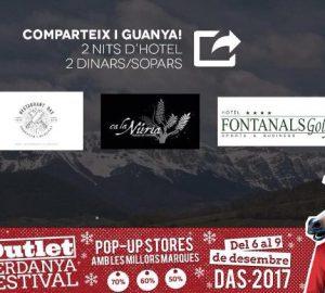 17/12/2017 Sorteig sopar Outlet Cerdanya