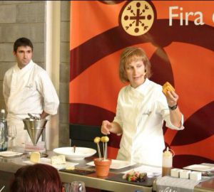 19/10/2015 Fira de formatges i iogurts artesans de Sant Armengol La Seu d'Urgell